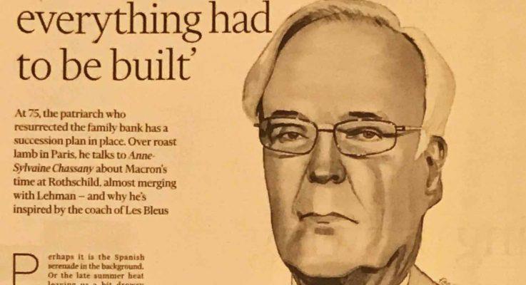Erdoğan'a çarpıp dağılan Macron mu, Rothschild mi?